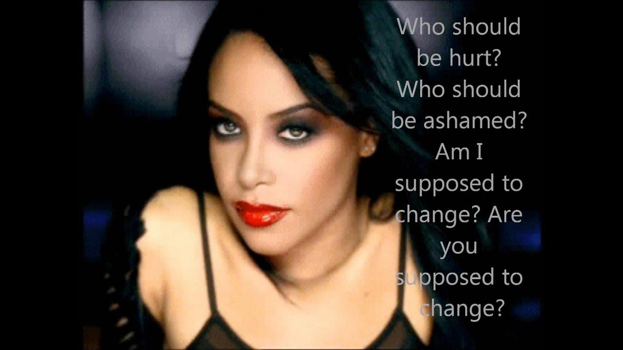 Aaliyah- I Care 4 U Lyrics - YouTube