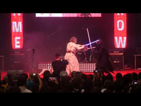 related image - Toulouse Game Show 2016 - Concours Cosplay Groupe - 04 - Star Wars