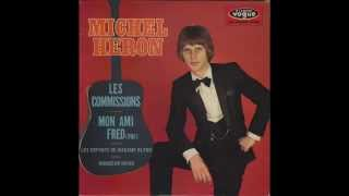 Michel Heron - Mon Ami Fred (Original French 45 60s psych Dancer)