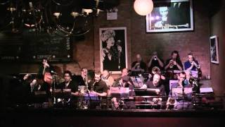 Cecilia Coleman Big Band: Lonesome Journey
