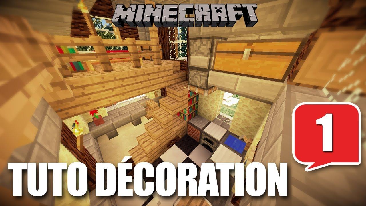 """Tuto décoration]   ep01   """"comment bien décorer sur minecraft ..."""