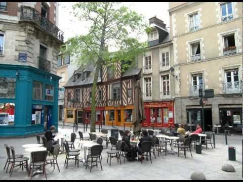 Rennes - Bretagne - Visit Rennes - Rennes Tour - Ville Rennes