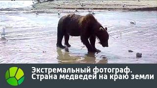 Экстремальный фотограф  Страна медведей на краю земли | Живая Планета