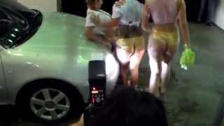 Erótika Fair 2014-Car Washing-30/03/14