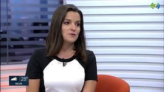 Larissa Pereira Charme & sedução 11/05/2018.