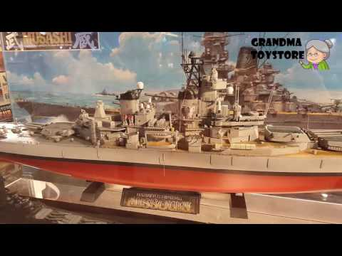 unboxing-toys-review/demos---tamiya-military-models-naval-destroyer-ship