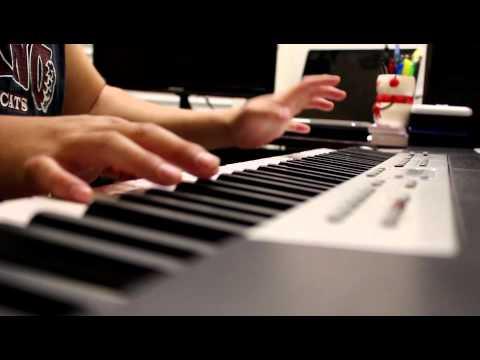 RyanDan - The Face (piano Cover)