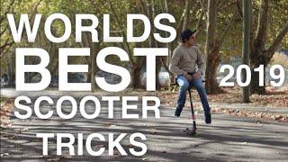 WORLDS BEST SCOOTER TRICKS 2019