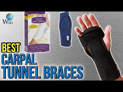 10 Best Carpal Tunnel Braces 2017