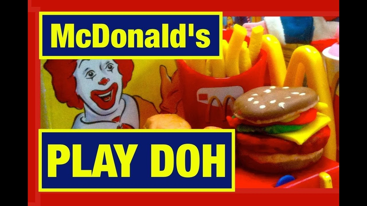 Mcdonald S Food Maker