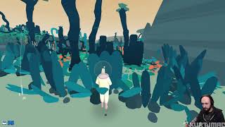 Orchids to Dusk - Like Astroneer but a lot more dying