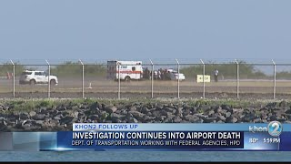 Security concerns remain as investigation continues into body found on airport runway