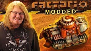 Modded Factorio - DUNCAN'S TANK