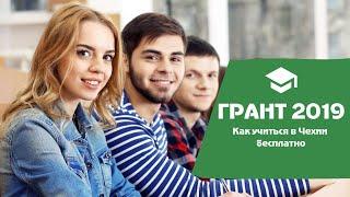 Вебинар «Грант на учебу в Чехии от PLI»