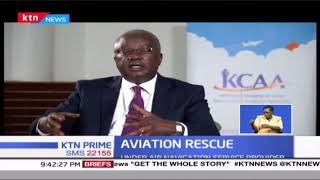 Aviation rescue: KCAA launches automated search system aimed to improve search and rescue
