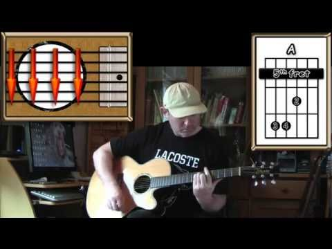 Married With Children - Oasis - Acoustic Guitar Lesson