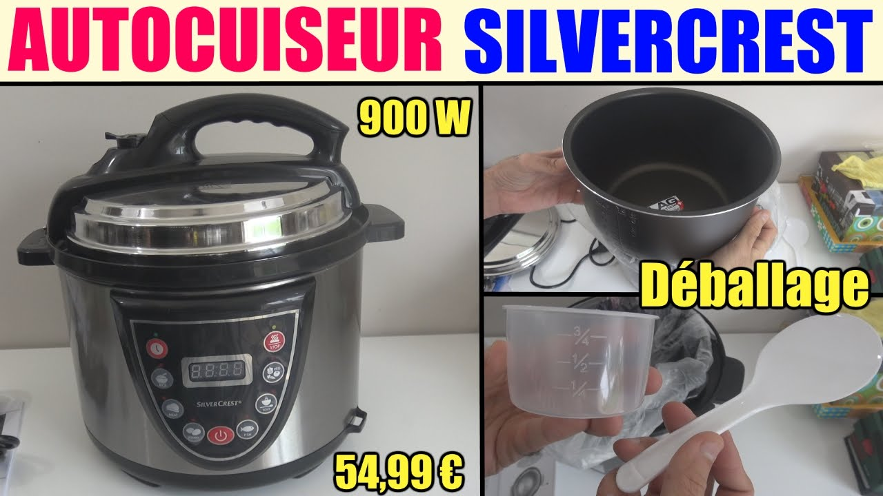 Robot Multifonction Silvercrest Monsieur Cuisine