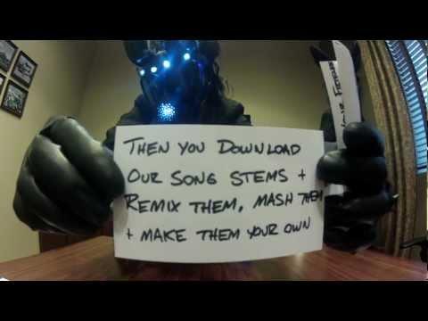 Blackburner - Dust Eater Remix Competition