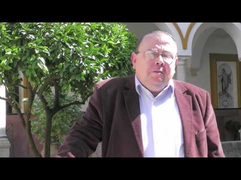 Antonio Díaz habla sobre la devolución de la imagen de Jesús de la Pasión a Luque..m4v