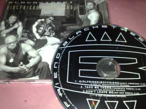 Blackstreet & Janet Jackson Feat. Ja Rule & Eve - Girlfriend/Boyfriend (Dirty Version)