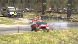 Dirt Rally rallycross RX FIAWorldRX Codemasters