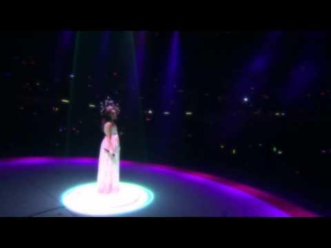 容祖兒~1314演唱會~小天使(Karaoke版本)