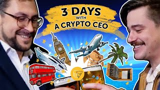 3 Days With the CEO of a Crypto Exchange   Cointelegraph Documentary