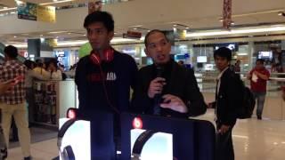 Events Host - Guts Munion At Sm North Edsa Cyberzone Tech Sale 2014