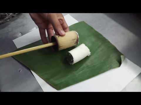 DISNI TEMPAT BELI SAGU MUTIARA & KUE PUTU BAMBU MEDAN DELI   INDONESIAN STREET FOOD