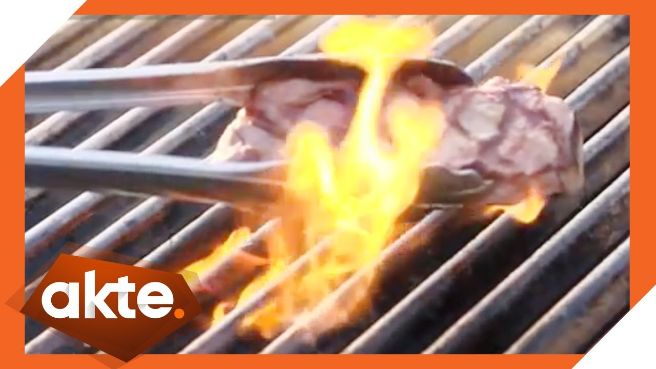 Gas Oder Holzkohlegrill Unterschied : Kohle vs. gas wer grillt besser? akte20.17 sat.1 tv youtube