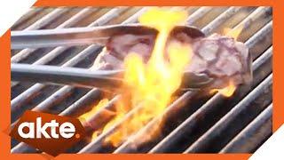 Kohle vs. Gas - Wer grillt besser? | akte20.17 | SAT.1 | TV