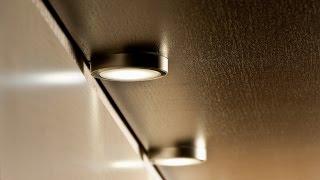 Светильник SUNxT для кухни - точечный светодиодный