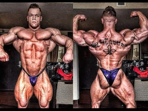 Dallas Mccarver The FUTUR OF BODYBUIDING? Bodybuilding Motivation
