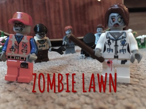 The Everyday Sinners - Zombie Lawn - Halloween Release