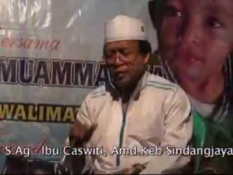 H Muammar ZA acara khitanan 2013