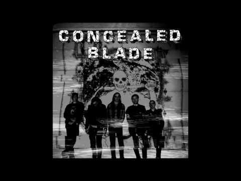 CONCEALED BLADE - St Lp [USA - 2017]