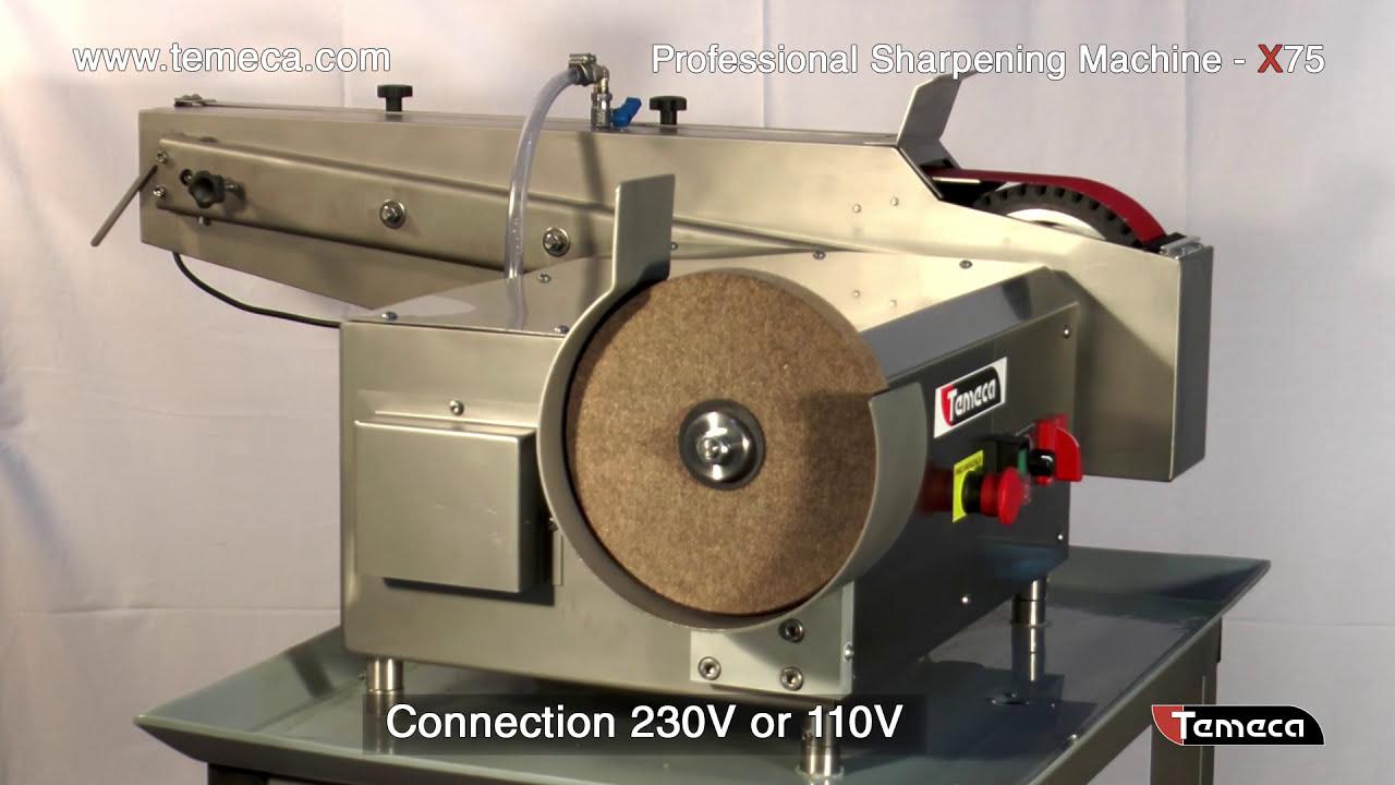 Professional Sharpening Machine - Model X75