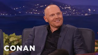 """Bill Burr's Family Sounds Like """"Lord Of The Flies"""" - CONAN on TBS"""