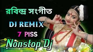 Saraswati Pujo Special Rabindra Sanget Dj mix non-stop DJ BD Remix