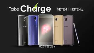 INFINIX NOTE 4 TAKE CHARGE