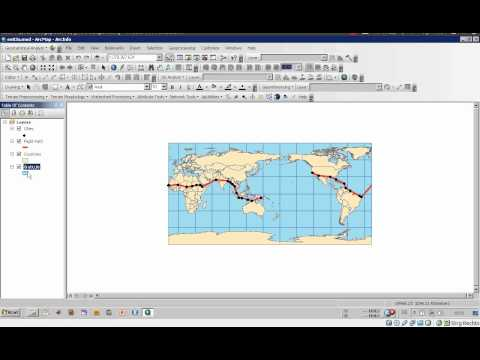 Learning GIS with ArcGIS - Tutorial ArcGIS [VIDEO]