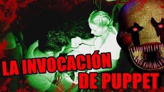 LA INVOCACIÓN DE PUPPET | Ritual con mi novia LOWE