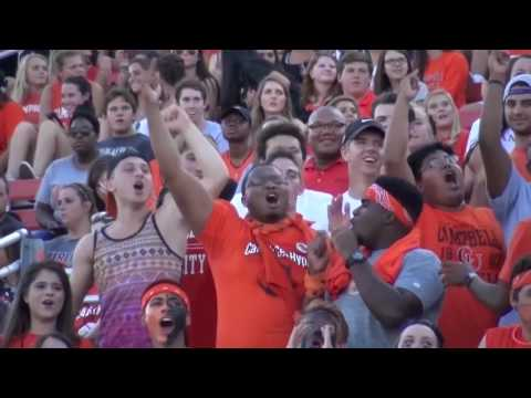 Campbell University - Barker-Lane Stadium
