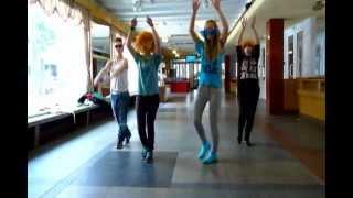 Happy Friend's video (LMFAO - Party rock anthem)