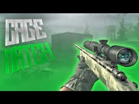 Download Modern Warfare Remastered-CAGE MATCH TRICKSHOTTING?!
