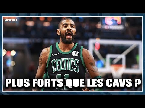 BOSTON CELTICS : DEJA PLUS FORTS QUE LES CAVS ? First Talk NBA #37