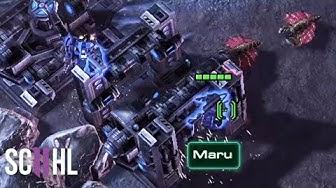 The Greatest Starcraft 2 Comeback ever? - Maru vs. Solar