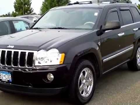 2006 jeep grand cherokee limited youtube. Black Bedroom Furniture Sets. Home Design Ideas