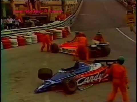 F1 1980 Race 06 Monaco Gp  Start 🚔🚕🚖  by magistar