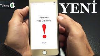 iPhone iCloud Aktivasyon Kilidi Tarih Oluyor Çılgın Teknoloji Tutkunu Yeni Yöntem İOS 11/10 Teknoji